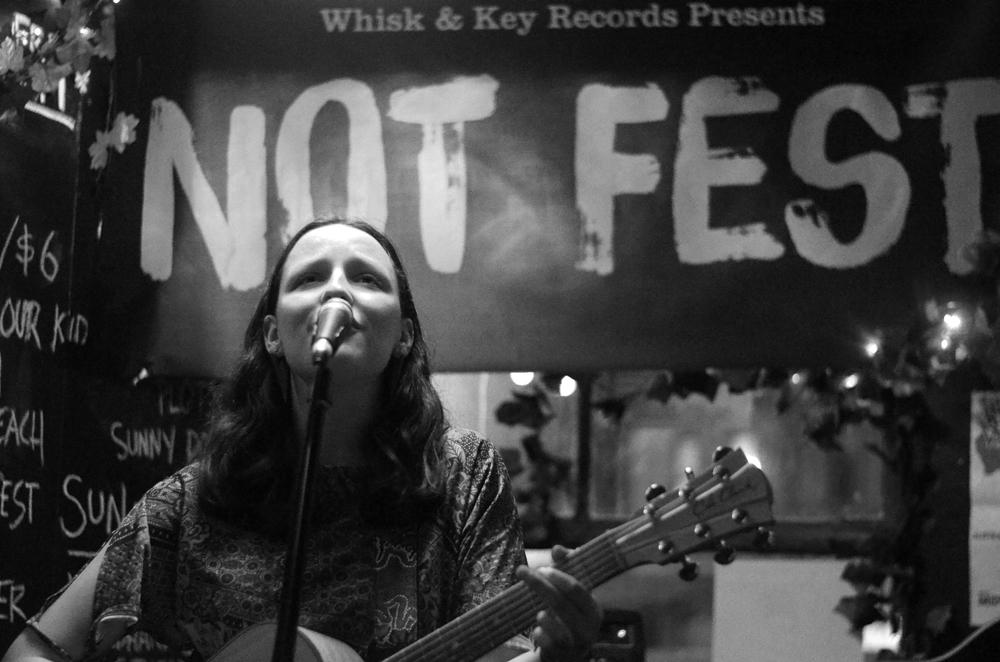 Danielle Loughan @ Not Fest 2015