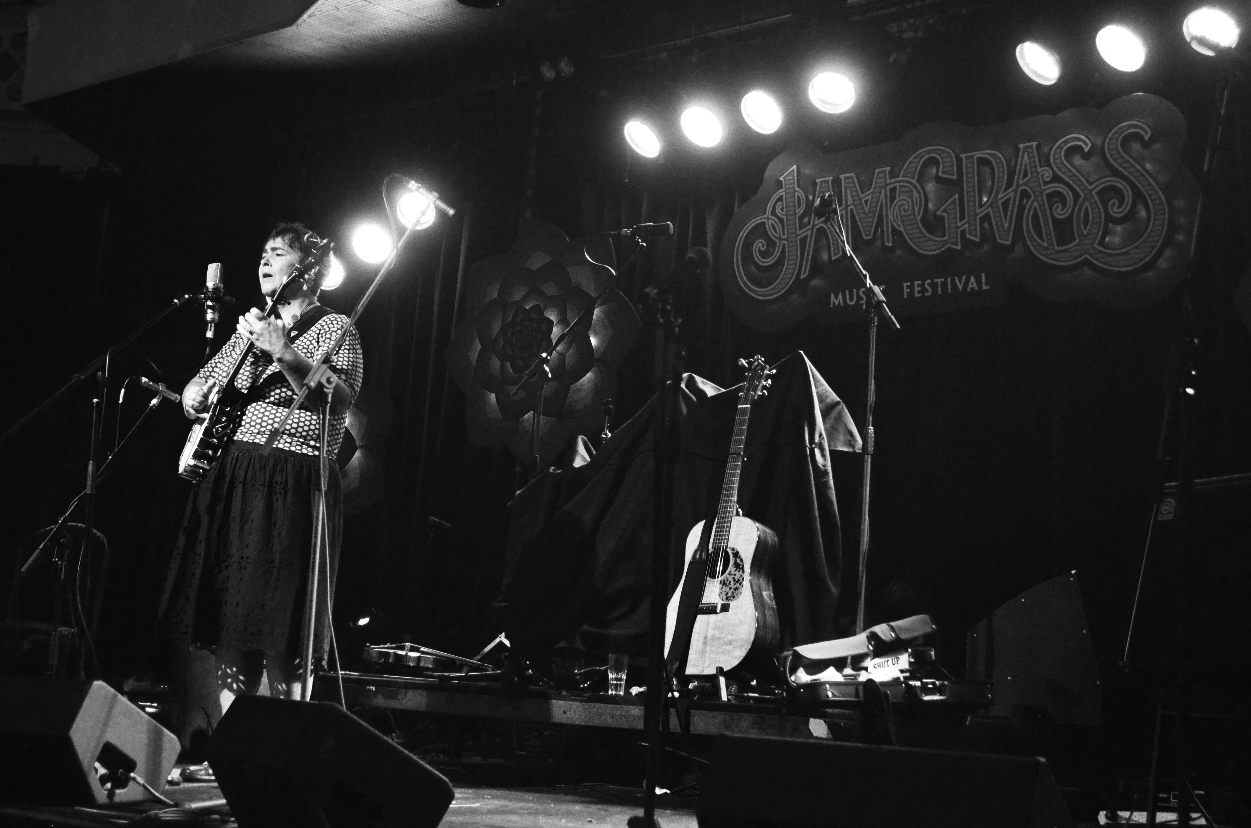 Annie Lou @ Jamgrass 2014