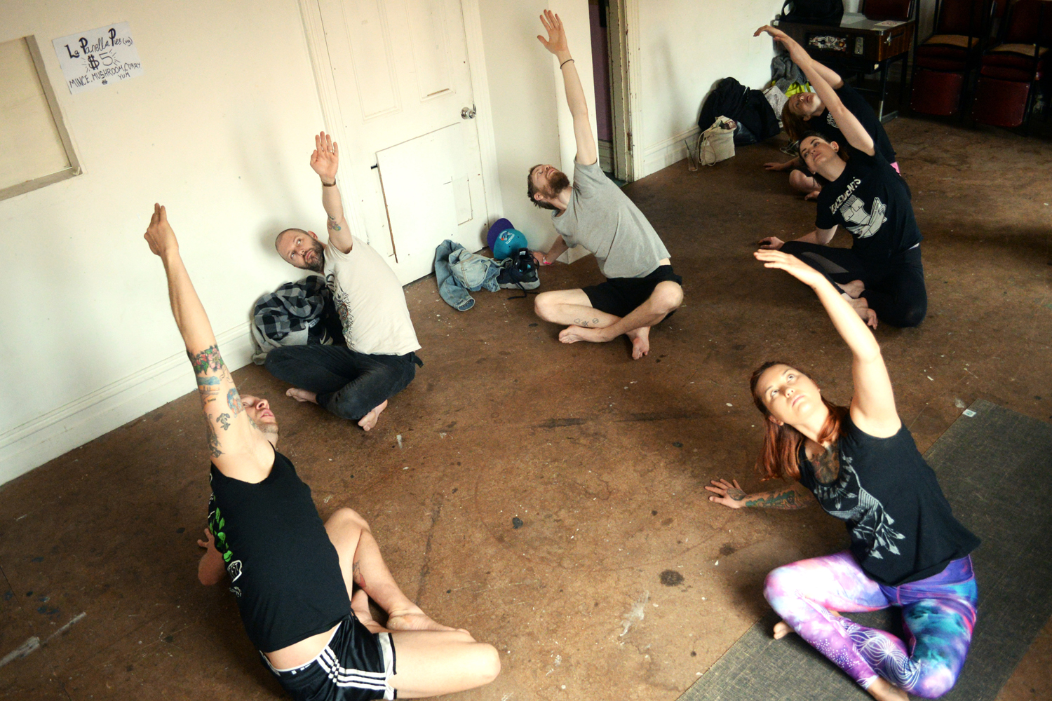 Punk Rock Yoga