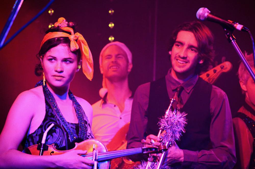 Hillbilly Gypsy Jam
