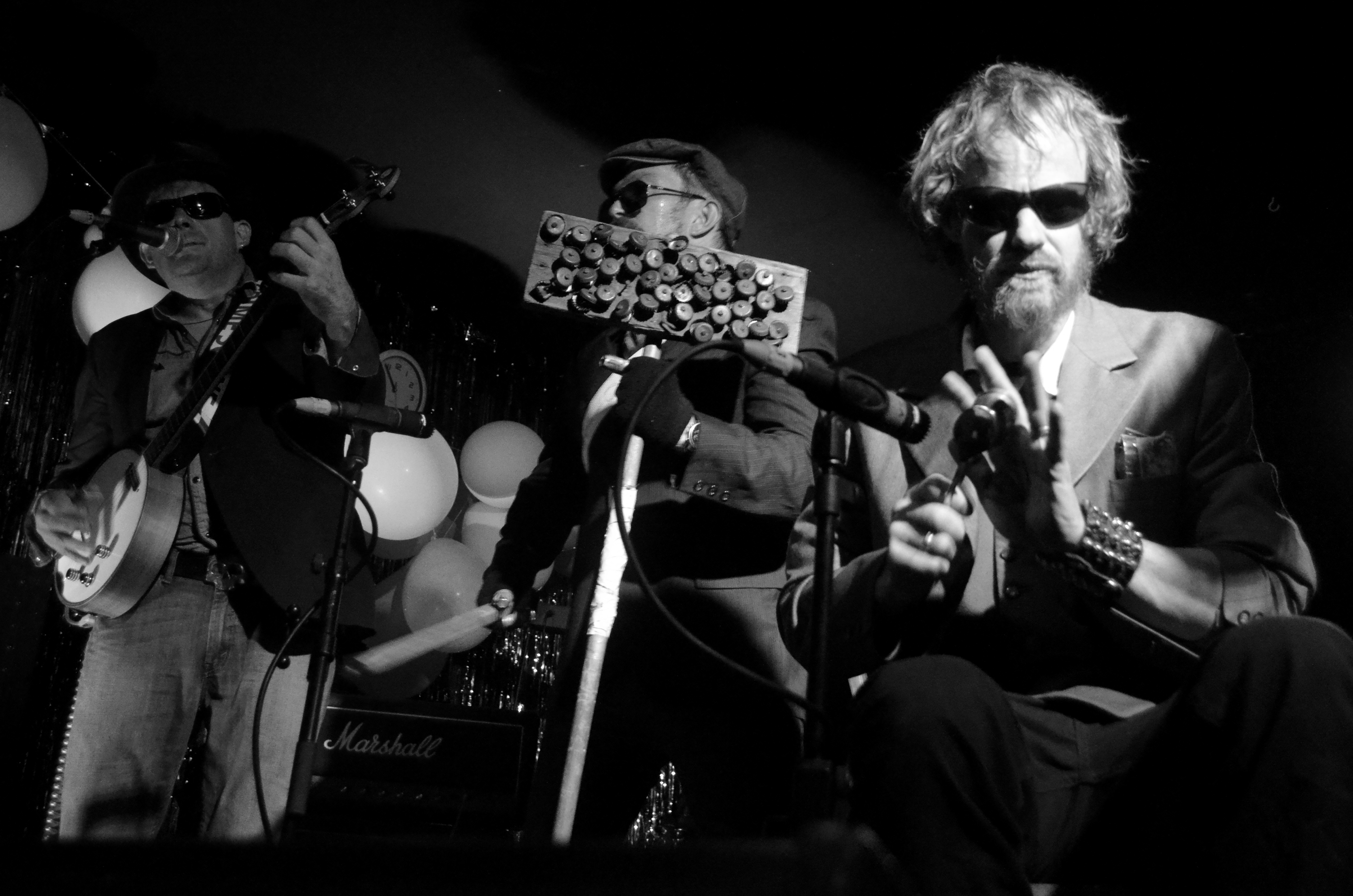 Colonel Viper's Whipstick Band