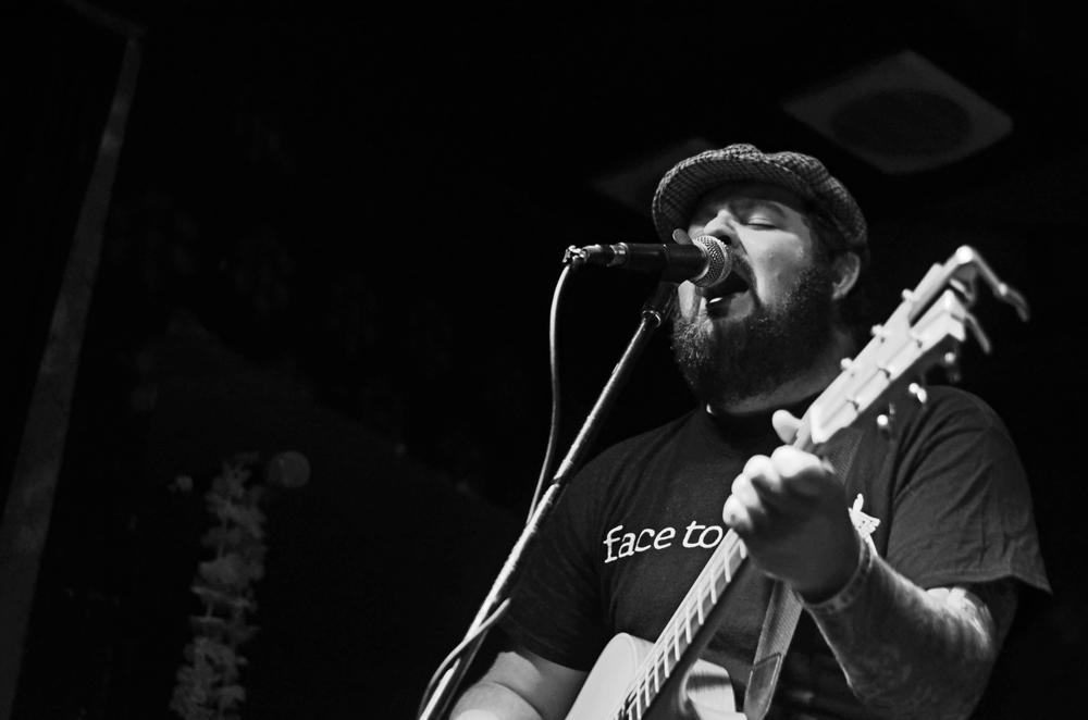 Tim Hampshire _ Not Fest 2014