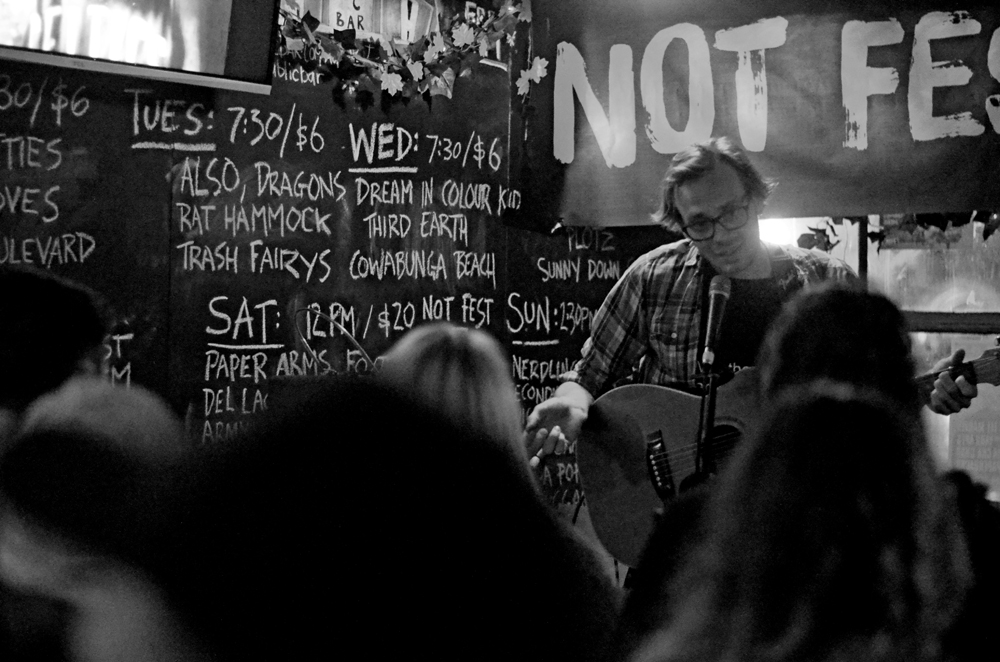 Jack Lundie _ Not Fest 2015