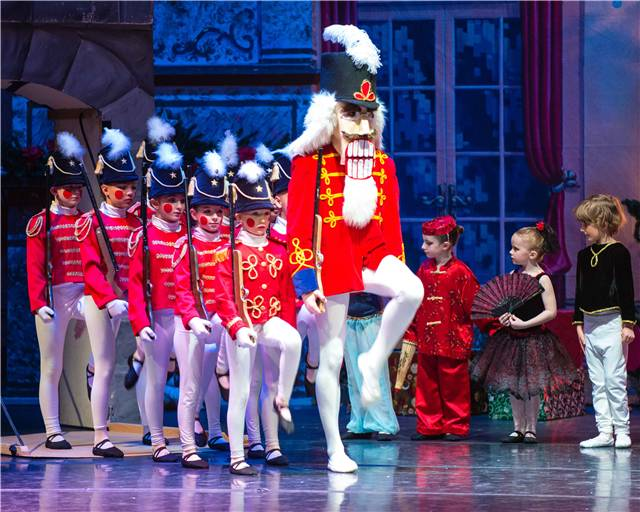 The Nutcracker & Soldiers