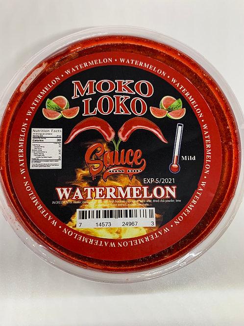 Spicy Watermelon Moko Loko Dip