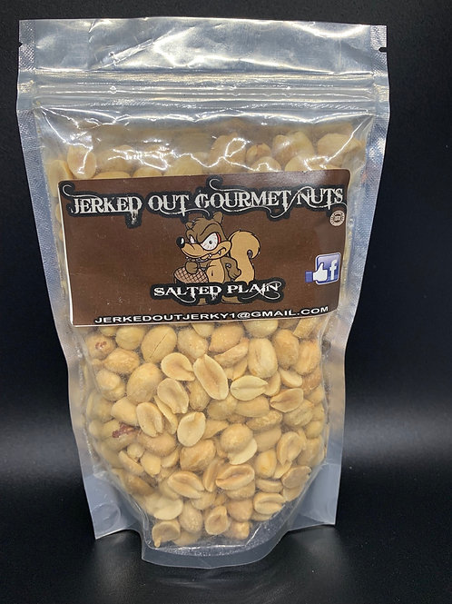 Salted Plain Peanuts