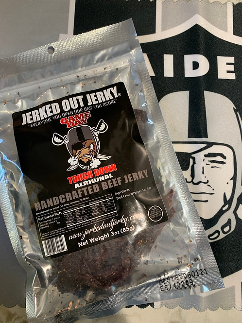 Game Day Beef Jerky