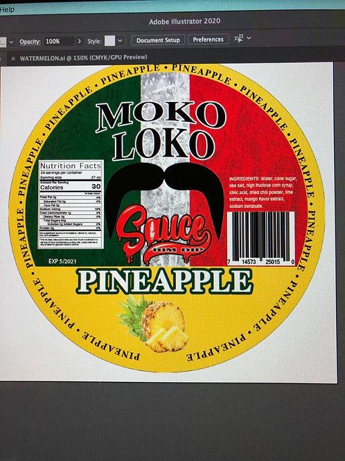 Pineapple Moko Loko Dip