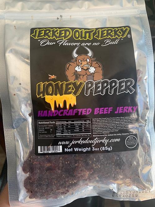 Honey Pepper Beef Jerky