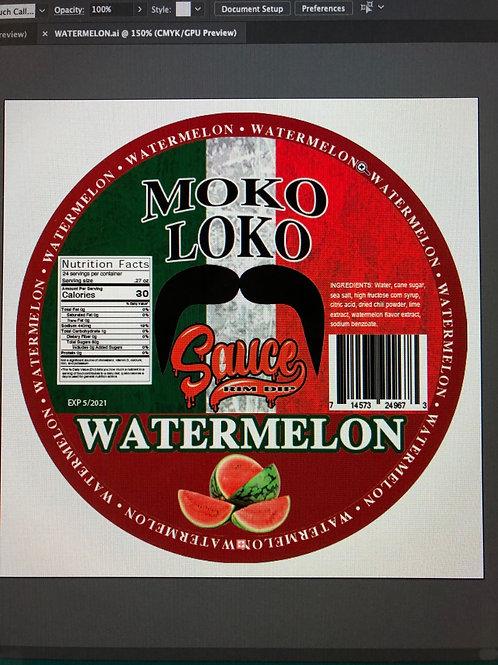 Watermelon Moko Loko Dip
