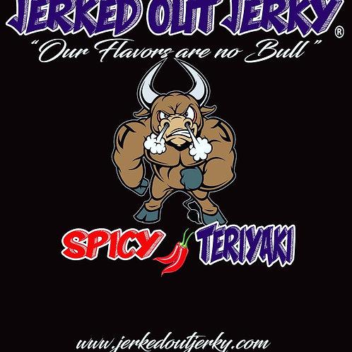Spicy Teriyaki Beef Jerky