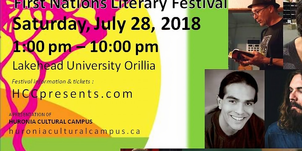 Gathering: First Nations Literary Festival