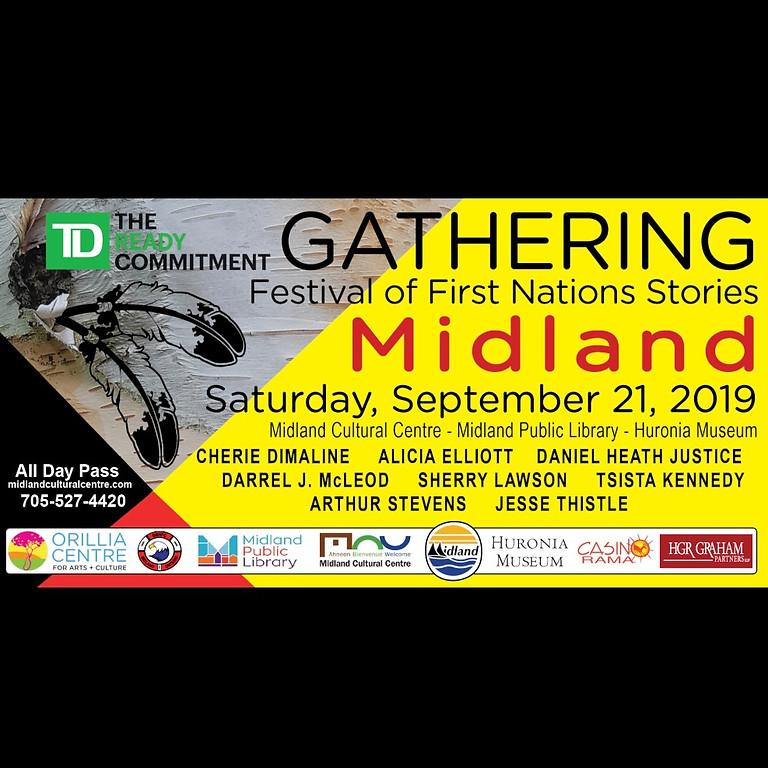 Gathering: Public Readings