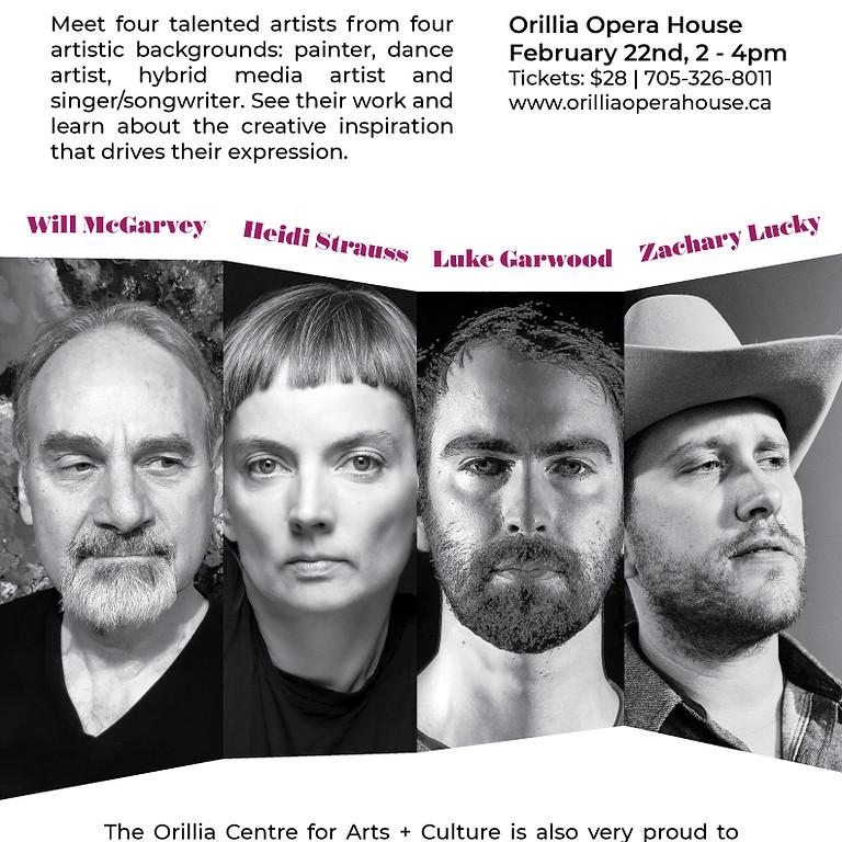 Artists Talk
