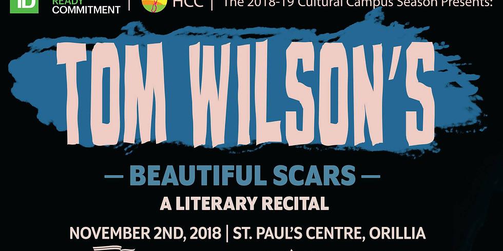 Tom Wilson: Beautiful Scars
