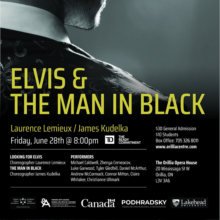 Citadel + Compagnie: Elvis & The Man in Black
