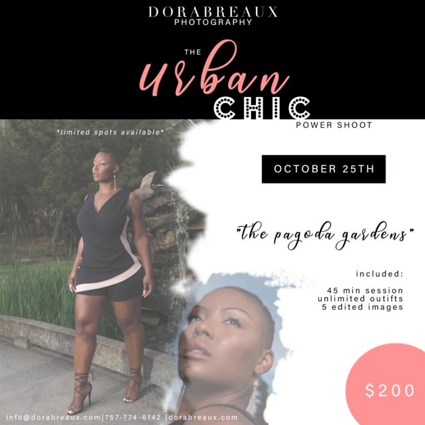 The Urban Chic Power Shoot