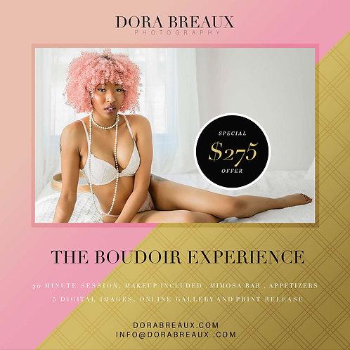 The Boudoir Experience