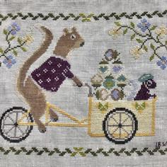 Summer Squirrel - Leanne B.jpg