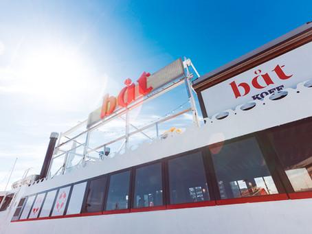 Näin järjestät elämyksellisen ja turvallisen tapahtuman laivaravintola Båtilla