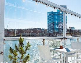 Ravintola Båt Aurinkokansi