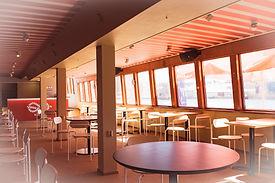 Ravintola Båt ruokasali