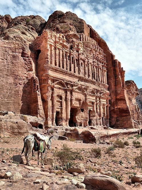Digital Image: Petra