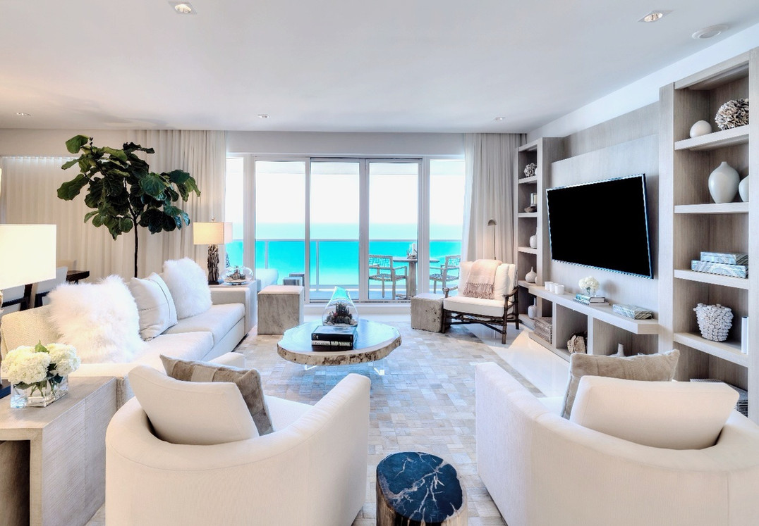 4 Bedroom Penthouse at 1 Hotel & Homes South Beach