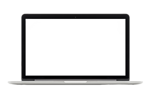 Laptop%20with%20white%20blank%20screen%2