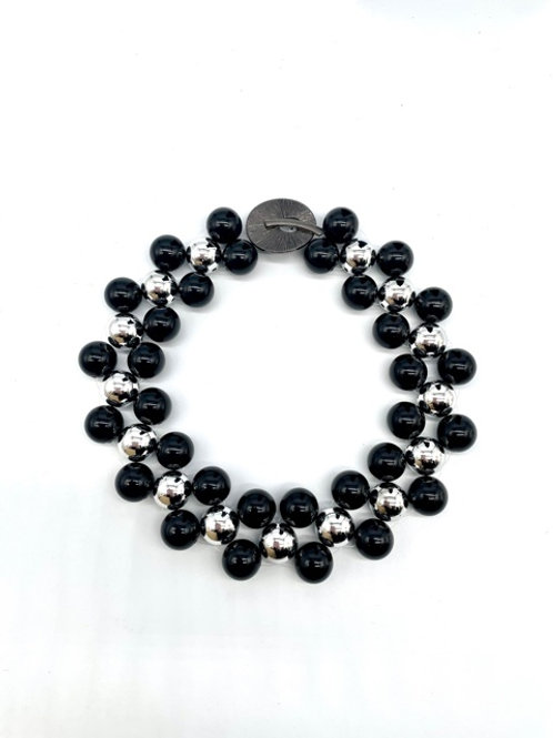 """Triple Collar with Accent Clasp (20"""")"""