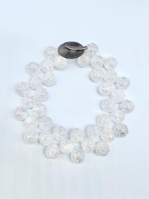 """Triple Collar with Accent Clasp (15.5"""")"""