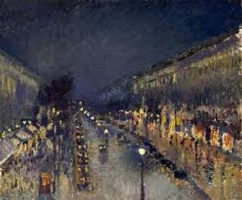 Boulevard Montmartre, Effet de nuit.jpg