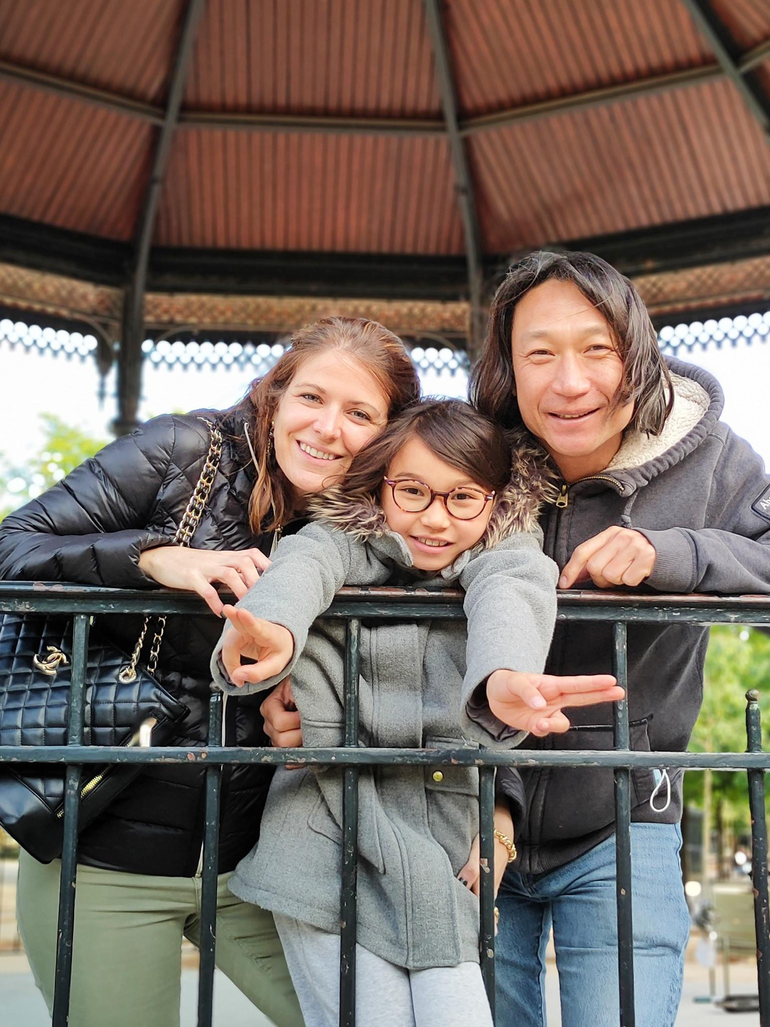 EG enfants/ados jardin du Luxembourg
