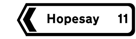 Hopesay sign.png