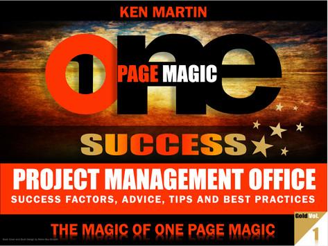 ★PROJECT MANAGEMENT OFFICE  - SUCCESS, FACTORS, ADVICE, TIPS & BEST PRACTICES★