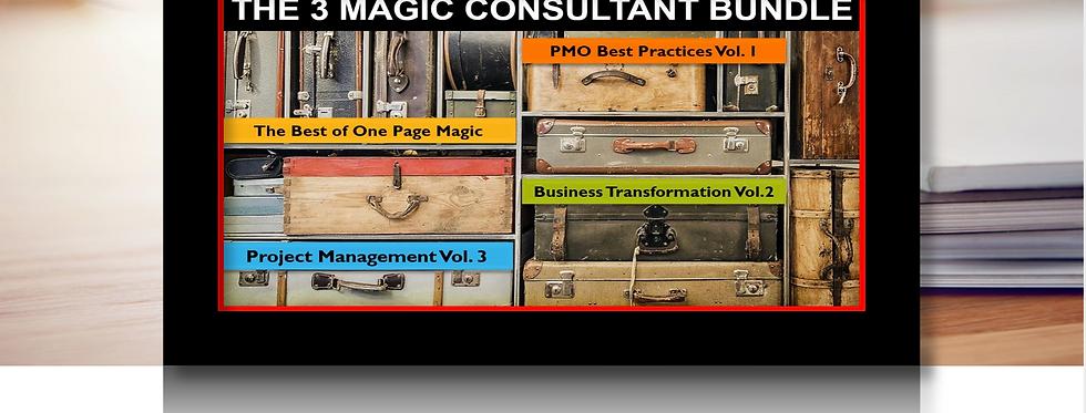 """The 3 Magic """"Consultant"""" Bundle"""