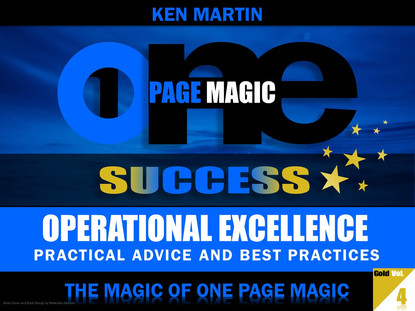 ★ OPERATIONAL EXCELLENCE - SUCCESS, FACTORS, ADVICE, TIPS & BEST PRACTICES★
