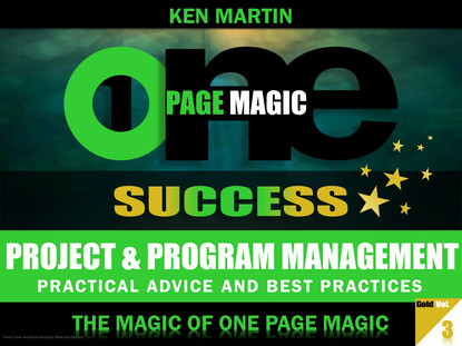 ★PROJECT AND PROGRAM MANAGEMENT - SUCCESS, FACTORS, ADVICE, TIPS & BEST PRACTICES★