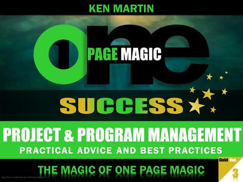 ★PROJECT AND PROGRAM MANAGEMENT - SUCCESS, FACTORS, ADVICE, TIPS & BEST PRACTICES★