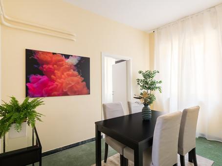 L' Home Staging Sartoriale.  Nuove Frontiere per il Mercato Immobiliare
