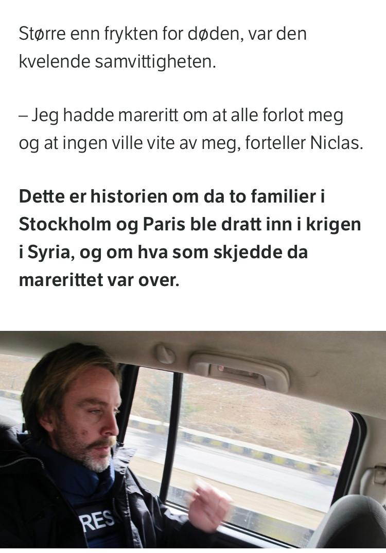 Kopi av artikkel på NRK.no