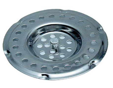Various types of strainer