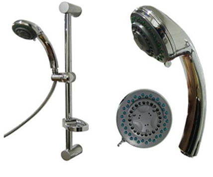 Shower devices