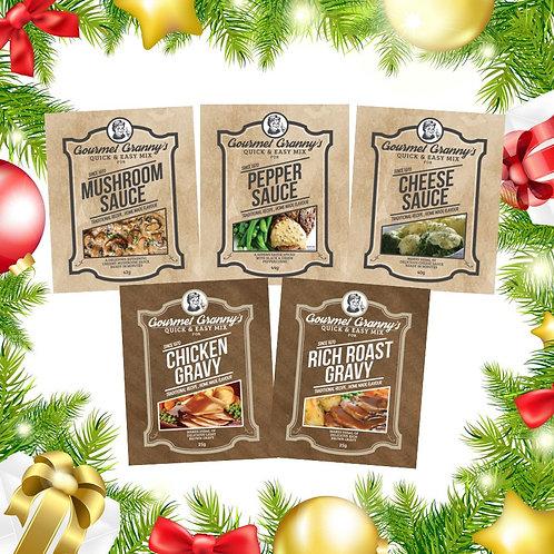 Christmas Mixed Carton - The perfect selection for Christmas