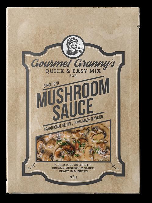 Gourmet Granny's Mushroom Sauce (12 x 42g)