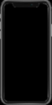 kissclipart-iphone-x-frame-transparent-c