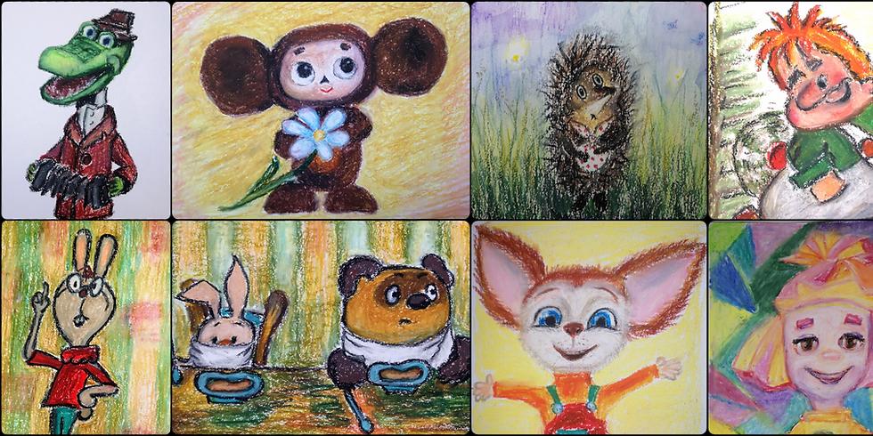 Live online art classes