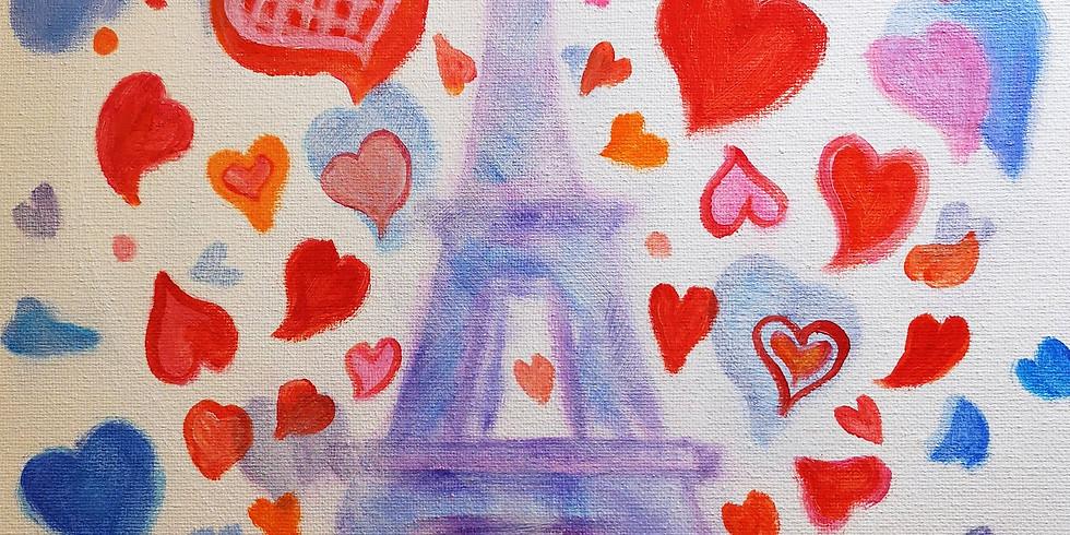 Taste of ART (LOVE&Paris)