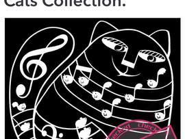 "#1 NFT artwork ""Musicat"" just sold 🍾✨"
