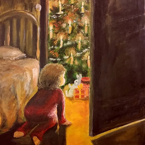 """Let's paint """"Waiting for a miracle"""""""